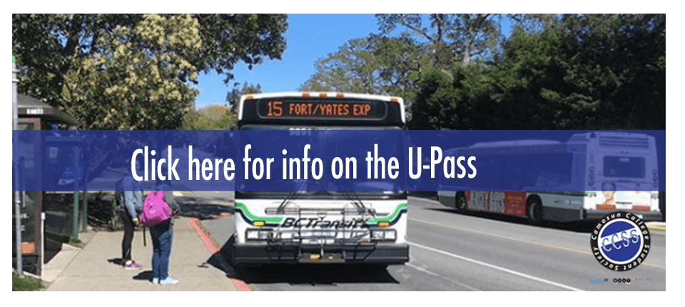 Click here for info on the U-Pass